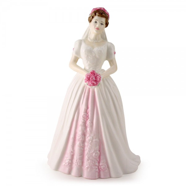 Wedding Celebration HN4229 - Royal Doulton Figurine
