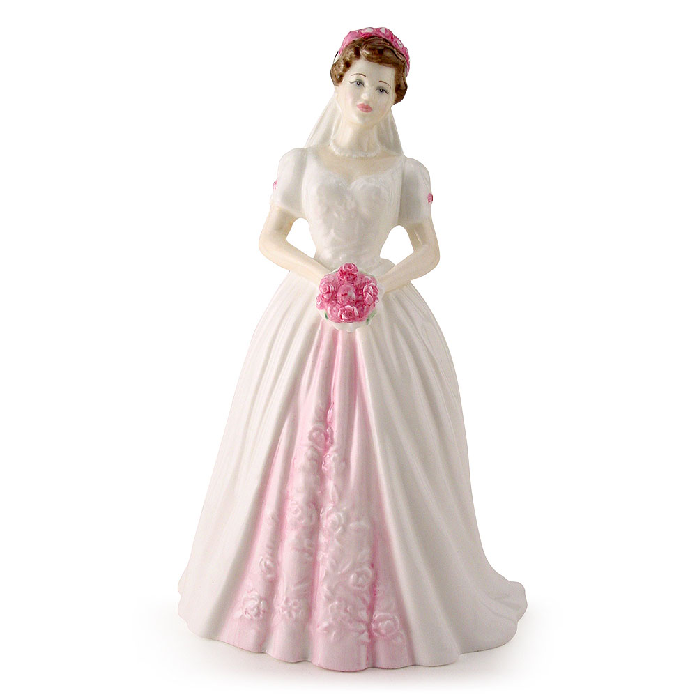 Wedding Celebration HN4229 - Royal Doulton Figurine