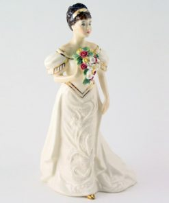 Wedding Morn HN3853 - Royal Doulton Figurine