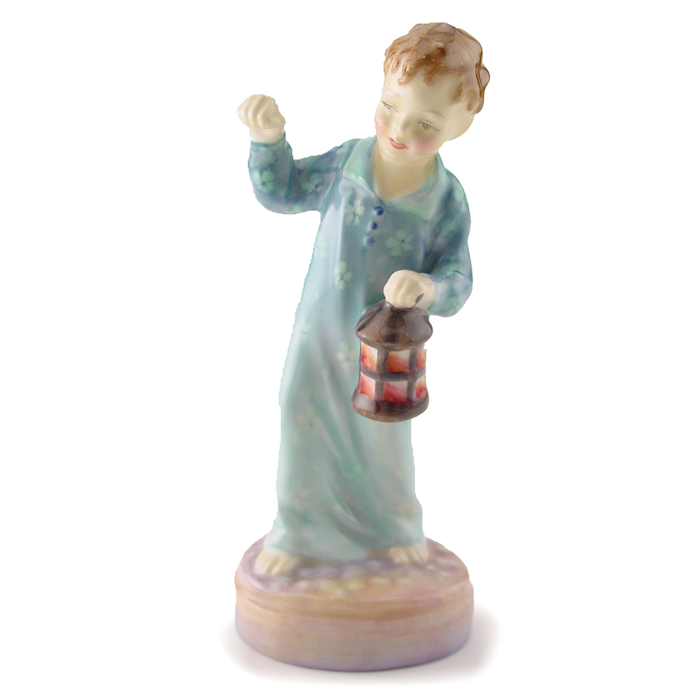 Wee Willie Winkie HN2050 - Royal Doulton Figurine