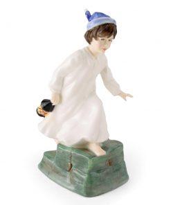Wee Willie Winkie HN3031 - Royal Doulton Figurine