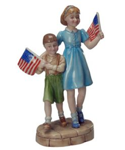 Welcome Home HN4942 - Royal Doulton Figurine