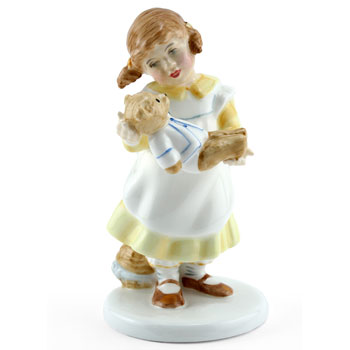 Whats the Matter HN3684 - Royal Doulton Figurine
