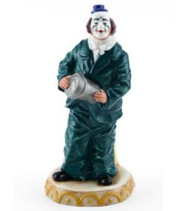 Will He Won't He HN3275 - Royal Doulton Figurine