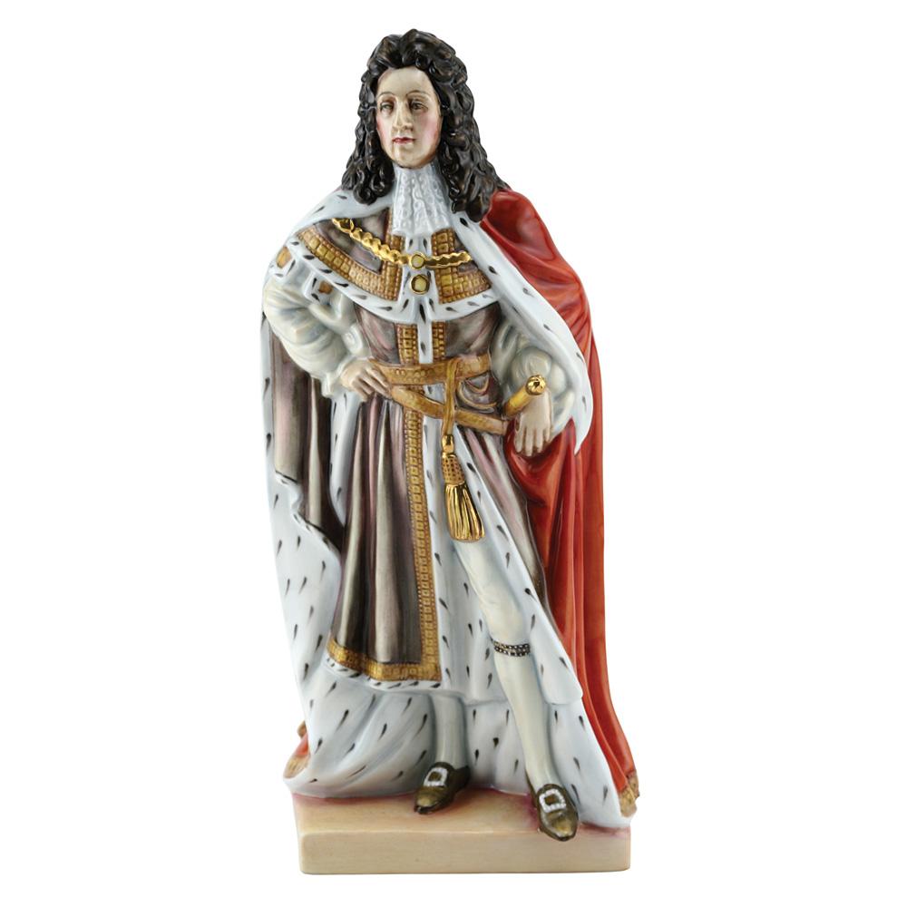 William III HN4022 - Royal Doulton Figurine