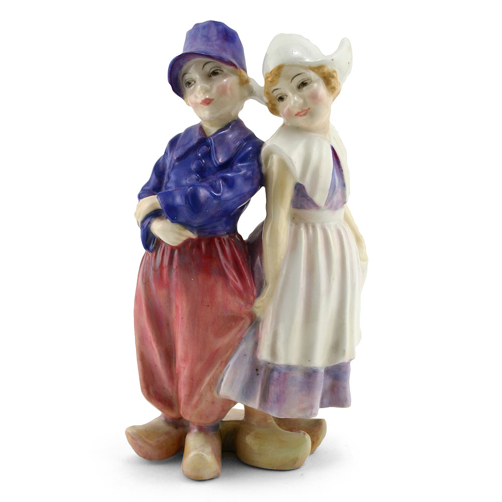 Willy Won't He HN1561 - Royal Doulton Figurine