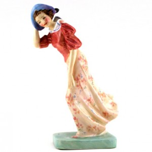 Windflower HN1763 - Royal Doulton Figurine