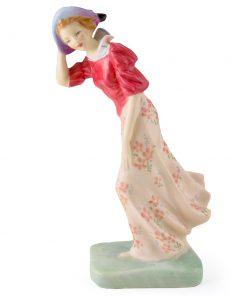 Windflower HN2029 - Royal Doulton Figurine