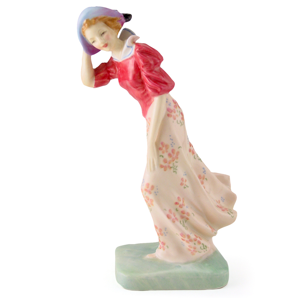 Windflower HN2029 - Royal Doulton Figurine