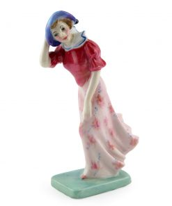 Windflower M78 - Royal Doulton Figurine