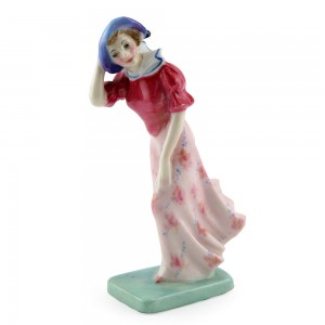 Windflower M78 - Royal Doulton Figurine