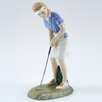Winning Put HN3279 - Royal Doulton Figurine
