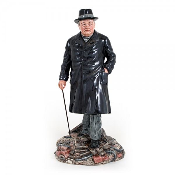 Winston Churchill HN3433 - Royal Doulton Figurine
