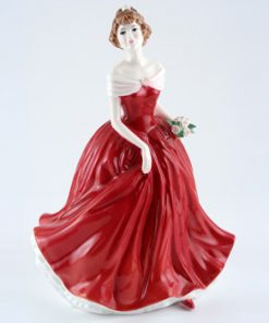 Winter Bouquet HN3919 - Royal Doulton Figurine