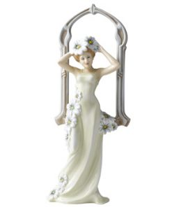 Winter Festival HN5201 - Royal Doulton Figurine