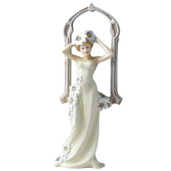 Winter Festival HN5201 - Royal Doulton Figurine