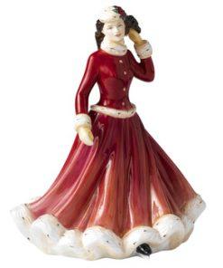 Winter Fun HN5258 - Royal Doulton Figurine