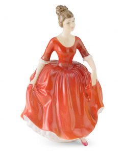 Winter Welcome HN3611 - Royal Doulton Figurine
