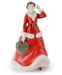 Winter's Day HN3769 - Royal Doulton Figurine