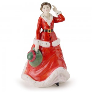 Winter's Day HN3769 - Royal Doulton Figurine