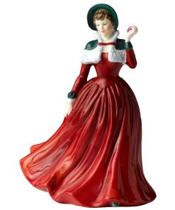 Winter's Day HN4589 - Royal Doulton Figurine