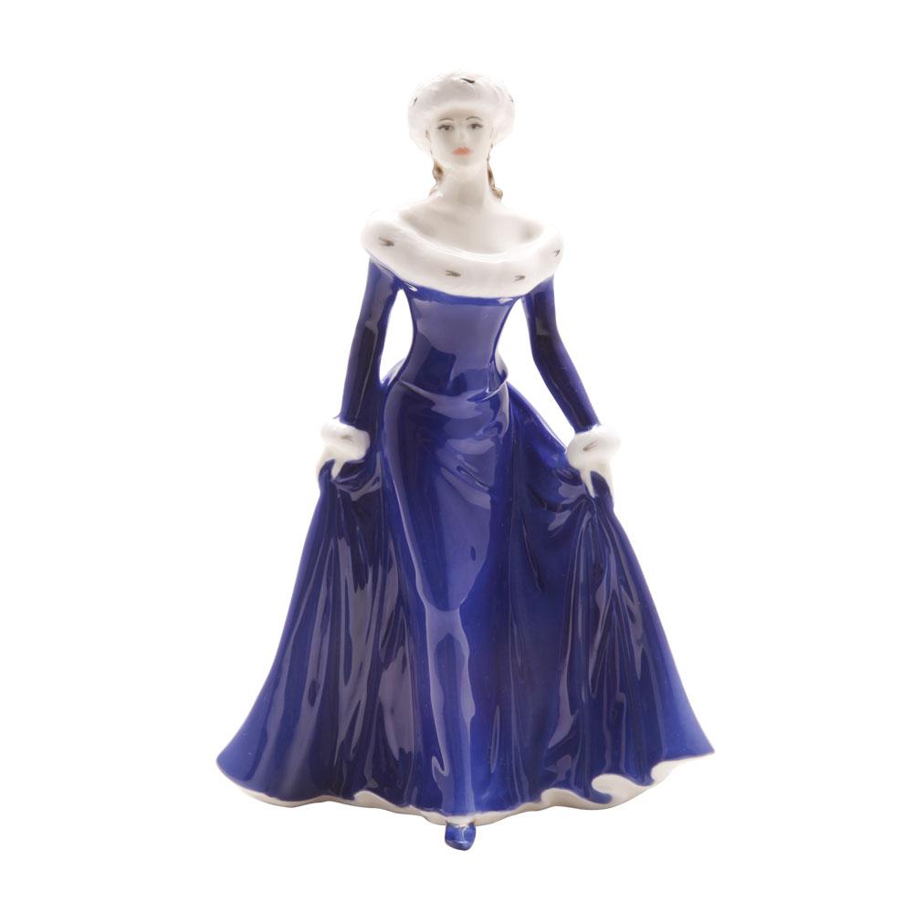 Winter's Walk HN4689 - Royal Doulton Figurine