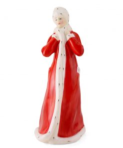 Wintertime HN3060 - Royal Doulton Figurine