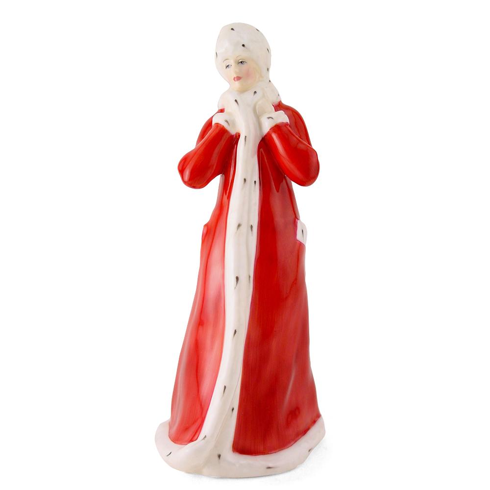 Wintertime HN3060 - Royal Doulton Figurine