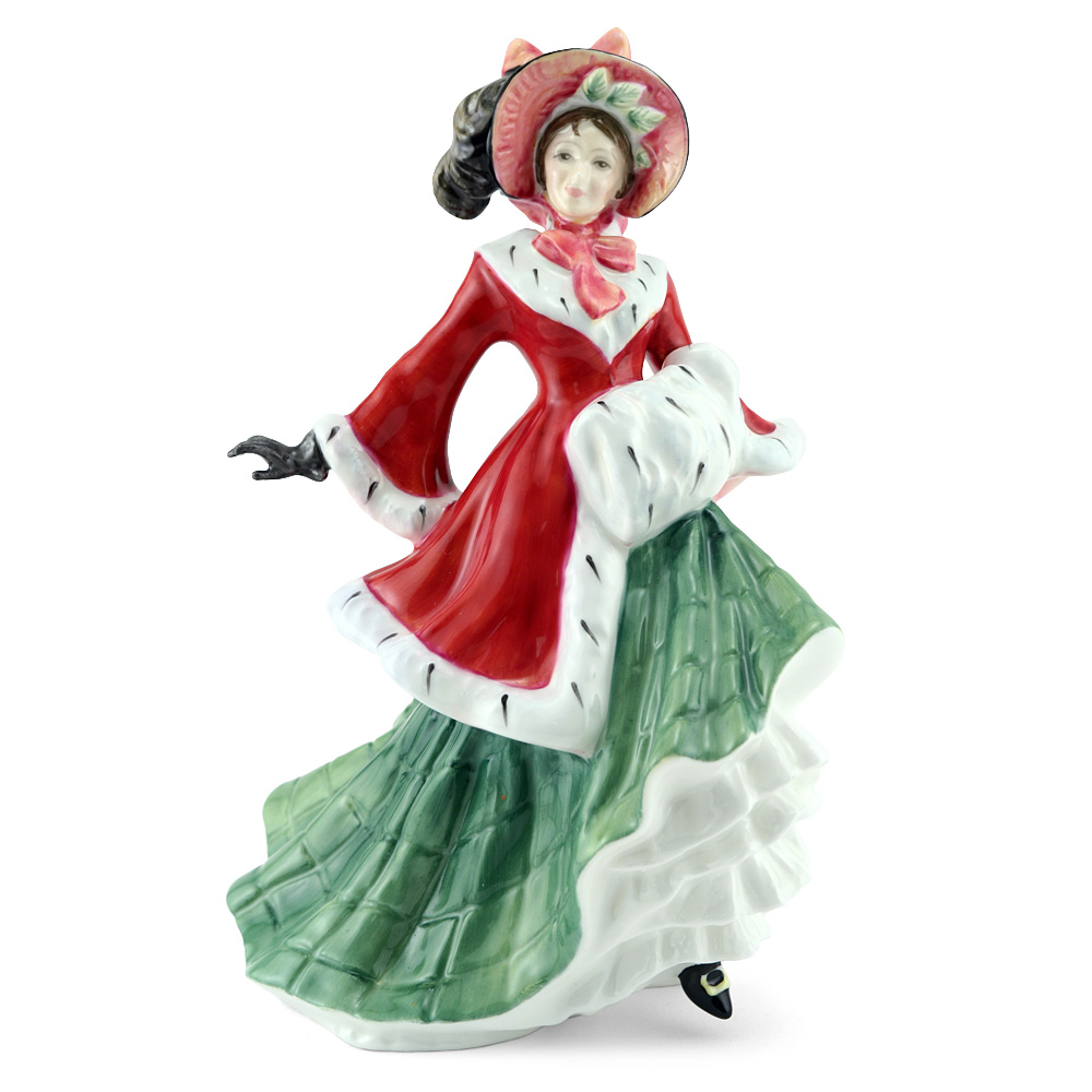 Wintertime HN3622 - Royal Doulton Figurine