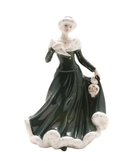 Wintertime HN4826 - Royal Doulton Figurine