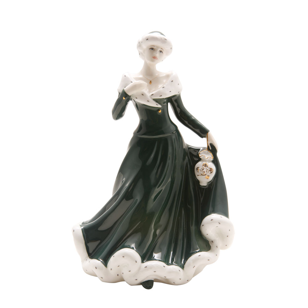 Wintertime HN4826 - Royal Doulton Figurine