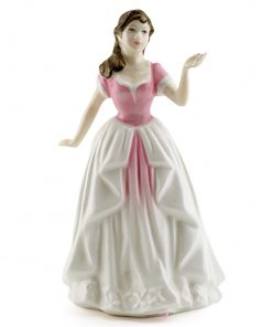 With All My Love HN4241 - Royal Doulton Figurine