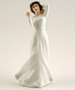 With Love HN3393 - Royal Doulton Figurine