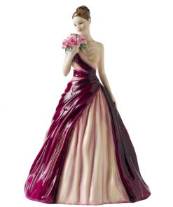 With Love HN5335 - Royal Doulton Figurine