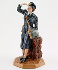 Women's Auxiliary Air Force HN4554 - Royal Doulton Figurine