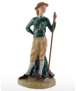 Women's Land Army HN4364 - Royal Doulton Figurine