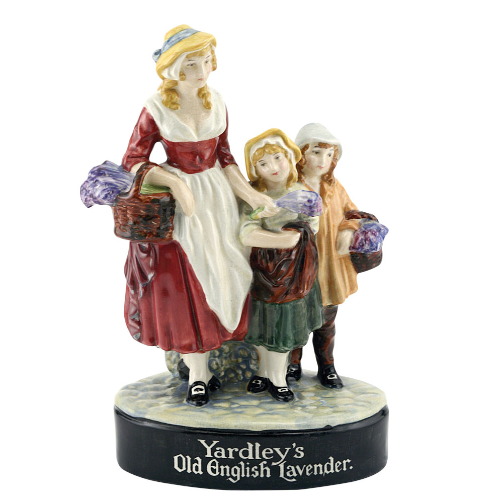 Yardley's Old English Lavender - Royal Doulton Figurine