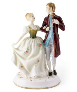 Young Love HN2735 - Royal Doulton Figurine