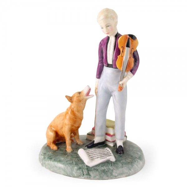 Young Master HN2872 - Royal Doulton Figurine