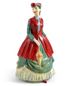 Young Miss Nightingale HN2010 - Royal Doulton Figurine