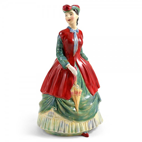 Young Miss Nightingale HN2010 - Royal Doulton Figurine 1