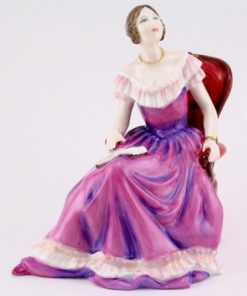 Young Queen Victoria HN4475 - Royal Doulton Figurine