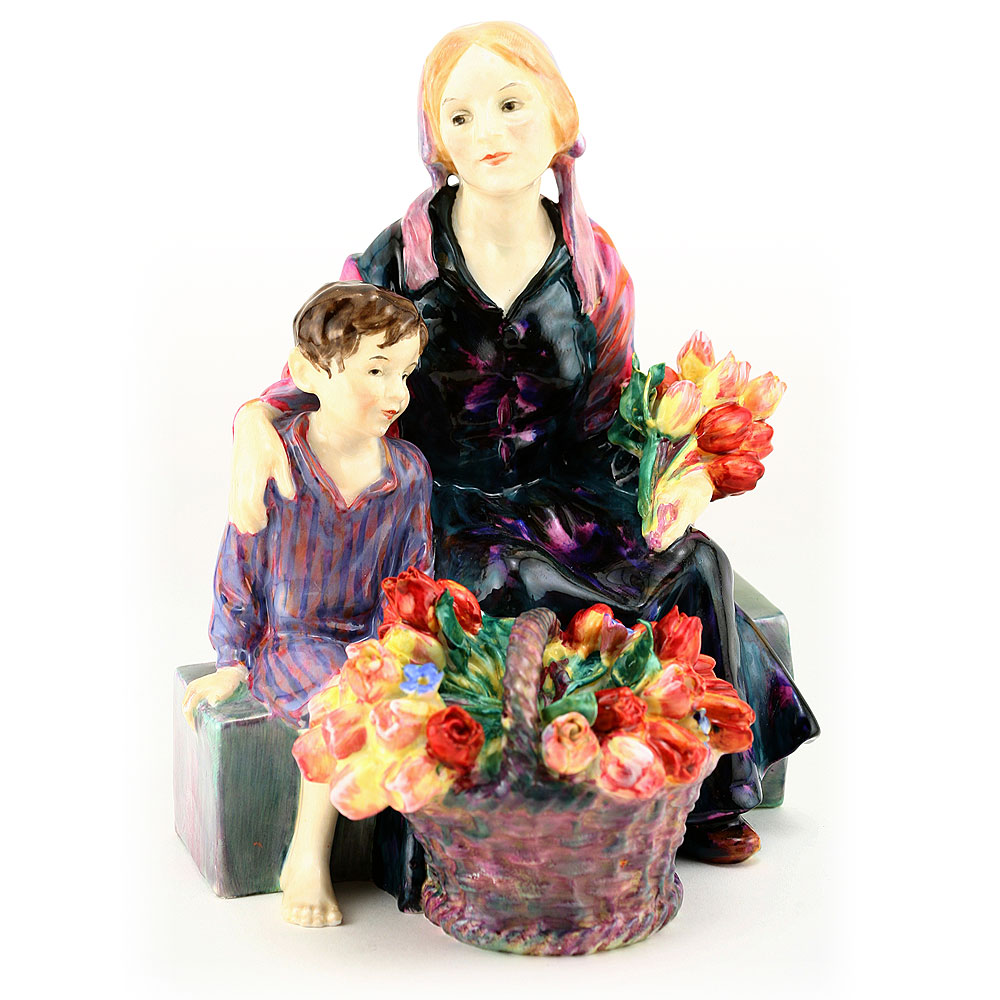 Young Widow HN1399 - Royal Doulton Figurine