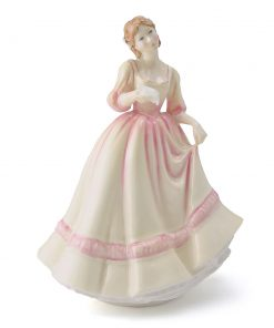 Yours Forever HN3354 - Royal Doulton Figurine