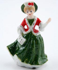 Yuletide Memories M225 - Royal Doulton Figurine