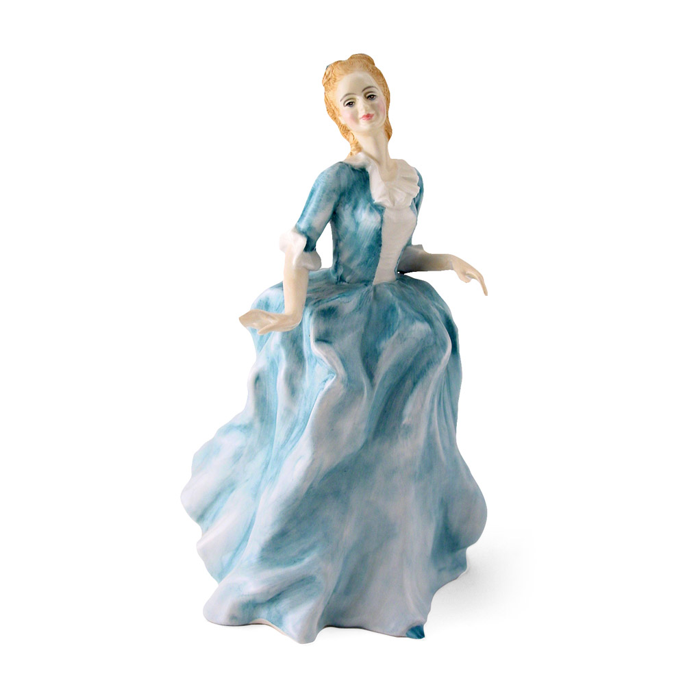 Yvonne HN3038 - Royal Doulton Figurine