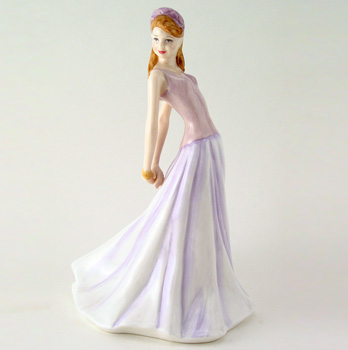 Zoe HN4208 - Royal Doulton Figurine