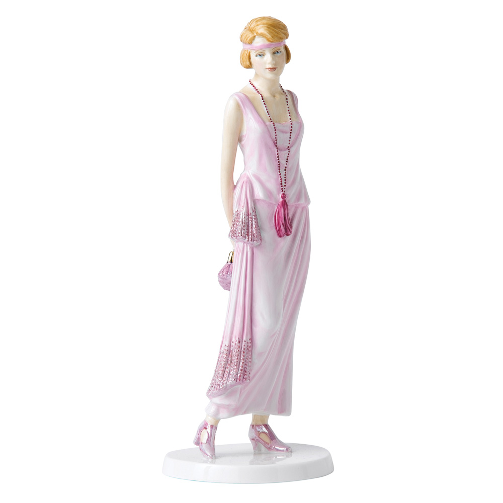 1920s Gloria HN5592 - Royal Doulton Figurine - Fashion Through the Decades