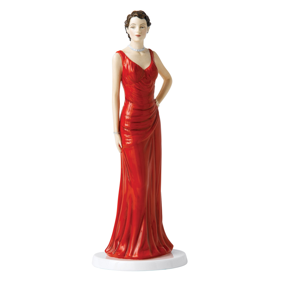 1930s Jean HN5593 - Royal Doulton Figurine - Fashion Through the Decades