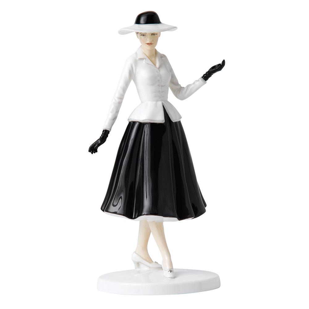 1940s Judy HN5594 - Royal Doulton Figurine - Fashion Through the Decades